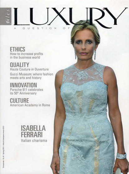 Magazine LUXURY Files Spring 2013