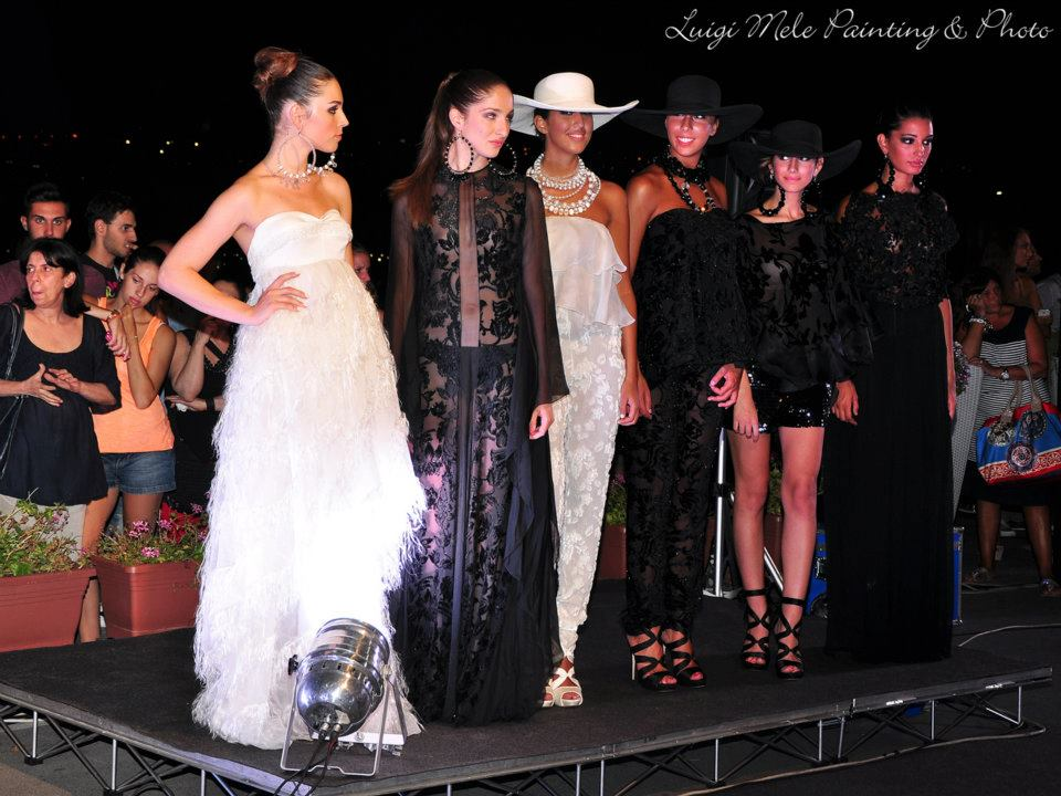 The Look Of The Year Italia 2012 La Finale